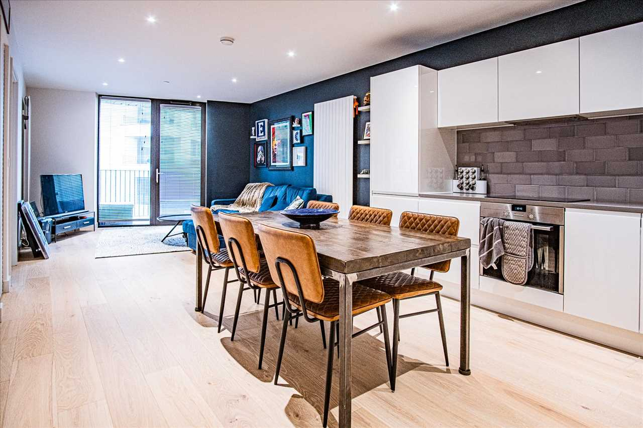 Mercier Court, Royal Wharf, London, E16