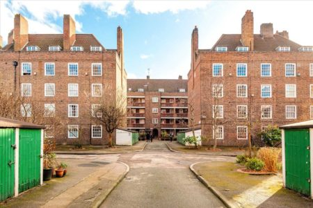 Dinmont House, Pritchards Road, Hackney, London, E2