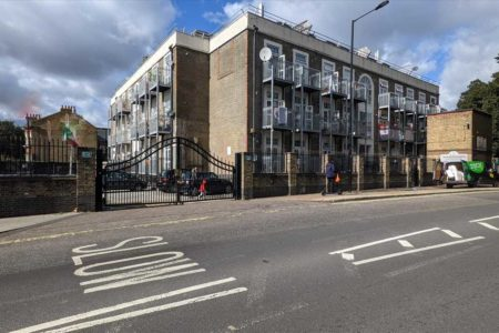 Upton Heights, Forest Gate, London, E7